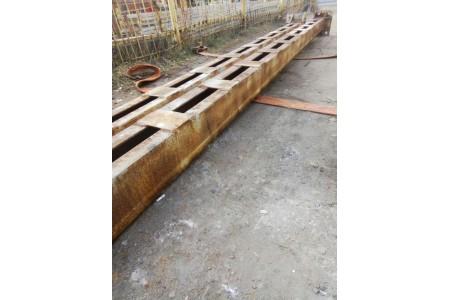 Швеллер 20 демонтаж 5-6 м (колонна)