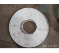 Круг абразивный шлифовальный 25А 350x10x127 35-Б СМ16К