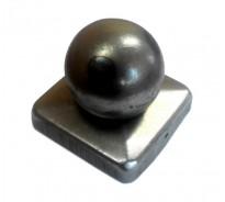 Крышка 100×100 мм, шар 60 мм