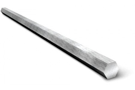 Шестигранник 27 мм леж. 6,4 м