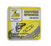 Проволока сварочная 0,8 мм. на кассетах 5 кг.